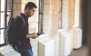 Recursos en el campus para el acecho: ¿Qué tan seguro se siente en el campus?  Aprende 3