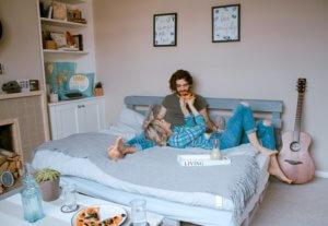 5 ideas para una cita nocturna que puedes hacer en casa image 4